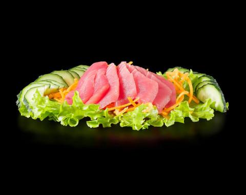 Сашими из тунца
